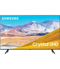 Televizor Samsung 75TU8072, LED, Smart, 189 cm, Ultra HD 4K, Negru
