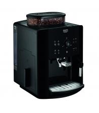 Espressor automat Krups Picto Arabica EA811010, 1450W, 15bari, rezervor boabe 260g, rezervor apa 1.7L, rasnita 3 nivele, Negru