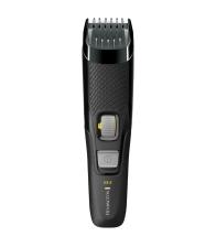 Aparat de tuns barba Remington Style Series B3 MB3000, 17 setari, Autoascutire, Negru