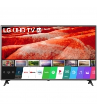 Televizor LG 43UM7050, LED, Smart, 108 cm, Ultra HD 4K, Quad Core Processor, webOS, Negru