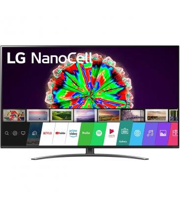 Televizor LG 55NANO813NA, LED, Smart, 139 cm, Ultra HD 4K, Nanocell, AiThinQ, Negru