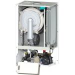 Centrala termica in condensare Motan MKDens 25 P, 25 kw, Tiraj fortat, Kit evacuare gaze arse, Alb