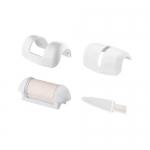 Epilator ROWENTA AquaSoft EP4920F0, Acumulator, Wet&Dry, 4 accesorii, Skin Respect technology, Autonomie 40 minute, Corai