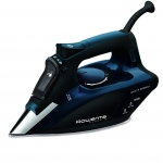 Fier de calcat Rowenta Focus DW5127F1, Putere 2600 W, Capacitate 300 ml, Talpa MicroSteam 400 Laser, Jet de abur 190g/min, Negru