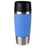 Termos Tefal Travel Mug K3083114, Capacitate 0.36 l, Capac 360 Quick Press, Verde