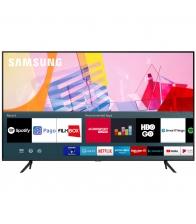 Televizor Samsung 50Q60TA, QLED, Smart, 125 cm, Ultra HD 4K, Negru