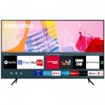 Televizor Samsung 43Q60TA, QLED, Smart, 108 cm, Ultra HD 4K, Negru