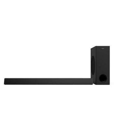 Soundbar Philips HTL3320/10, Putere 300 W, Subwoofer wireless 3.1 CH, Dolby Digital, HDMI ARC, Bluetooth, USB, Negru