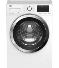 Masina de spalat rufe Beko WUE81436CST, Clasa A+++, Capacitate 8 Kg, HomeWhiz, SteamCure™, AddGarment, Alb