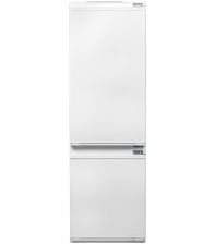Combina frigorifica incorporabila Beko BCHA275K3SN, Clasa A+, Capacitate 262 l, Congelator No Frost, H 177.5 cm, Alb