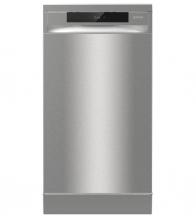 Masina de spalat vase Gorenje GS54110X, Clasa A++, Capacitate 10 seturi, 5 programe, Filtru autocuratabil, Argintiu