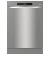 Masina de spalat vase Gorenje GS65160X, Clasa A+++, Capacitate 16 seturi, 5 programe, TotalDry, Argintiu