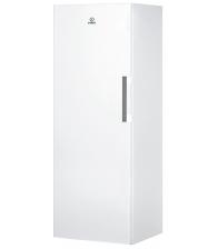 Congelator Indesit UI6F1TW, Clasa A+, Capacitate 223 l, No Frost, Functie congelare rapida, H 167 cm, Alb