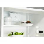 Combina frigorifica Indesit LR9 S1Q F X, Clasa A+, Capacitate 371 l, H 201.1 cm, Inox