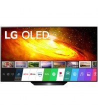 Televizor LG 55BX3LB, OLED, Smart, 139 cm, Ultra HD 4K, Procesor α7 Gen 2, HDR10 Pro, Negru