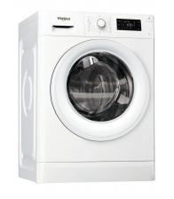 Masina de spalat rufe Whirlpool FreshCare FWG81284WEU, Clasa A+++, Capacitate 8 Kg, 1200 rpm, 6th Sense, Alb