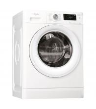Masina de spalat rufe Whirlpool FFB 8248 WV EE, Clasa A+++, Capacitate 8 Kg, 1200 rpm, Freshcare+, 6th Sense, Steam, Alb