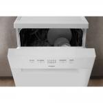 Masina de spalat vase Whirlpool WSFE 2B19, Clasa A+, Capacitate 10 seturi, 5 programe, 45 cm,  Alb