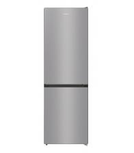 Combina frigorifica Gorenje NRK6191ES4, Clasa F, Capacitate 300 l, NoFrost Plus, IonAir, Multiflow 360°, AdaptCool, Argintiu