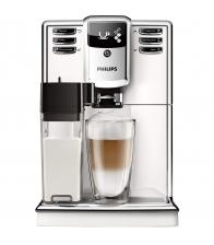 Espressorautomat Philips EP5361/10, Putere 1850 W, Capacitate 1.8 l, CoffeeSwitch, AquaClean, Carafa de lapte integrata, Alb
