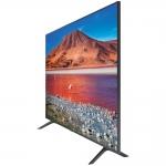 Televizor Samsung 50TU7172, LED, Smart, 125 cm, Ultra HD 4K, Negru