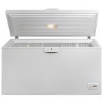 Lada frigorifica Beko HSA37540N, Clasa A++, Capacitate 350 l, Functie congelare rapida, Alb