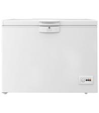 Lada frigorifica Beko HSA24540N, Clasa E, Capacitate 230 l, Alb