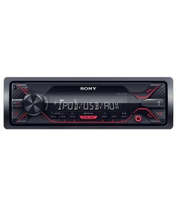 Player auto Sony DSXA210UI, MP3, 4 x 55 W, USB, AUX, Rosu