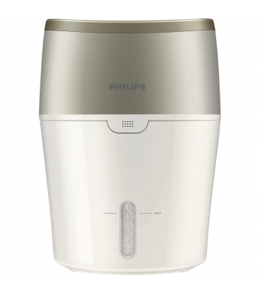 Umidificator de aer Philips HU4803/01, Capacitate de umidificare 220 ml/h, Rezervor apa 2 l, Alb