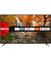 Televizor JVC LT-65VU3000, LED, Smart, 165 cm, Ultra HD 4K, Negru