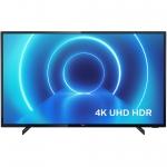 Televizor Philips 50PUS7505/12, Smart, LED, 126 cm, Ultra HD 4K, Negru