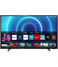 Televizor Philips 50PUS7505/12, Smart, LED, 126 cm, Ultra HD 4K, Negru