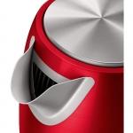 Fierbator Philips Daily Collection Kettle HD9352/60, Putere 2200 W, Capacitate 1.7 l, Mentinere la cald, Oprire automata, Rosu
