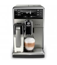 Espressor automat Saeco PicoBaristo SM5473/10, Putere 1850 W, Capacitate 1.8 l, Carafa pentru lapte integrata, Inox