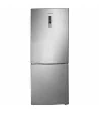 Combina frigorifica Samsung RL4353RBASL/EO, Clasa A++, Capacitate 435 l, No Frost, All-Around Cooling, Compresor Inverter, Inox