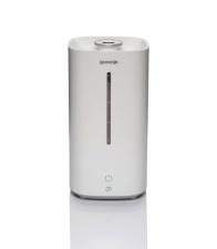 Umidificator de aer Gorenje H45W, Putere 23 W, Capacitate 4.5 l, Tehnologie Ultra Sonic, Abur rece, Alb