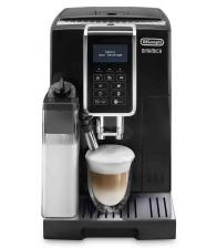 Espressor automat Delonghi Dinamica ECAM 350.55B, Putere 1450 W, Capacitate 1.8 l, 15 bar, Negru