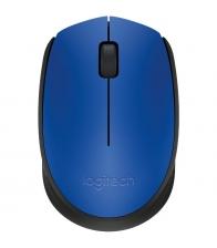 Mouse wireless Logitech M171, Optic, Albastru