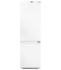 Combina frigorifica incorporabila Siltal Primo EHDW2603S, Clasa A+, Capacitate 243 l, No Frost, Cold Air Flow, Alb