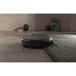 Aspirator robot Miele Scout RX2 RED, Autonomie 60 minute, Acumulator Li-Ion 2200 mAh, Control smartphone, Wi-Fi, Rosu