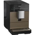 Espresor automat Miele CM 5710 Silence, Putere 1500 W, AromaticSystem, Preparare OneTouch, Grad macinare selectabil, Negru