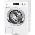 Masina de spalat rufe Miele WEG675 WPS, Clasa A+++, Capacitate 9 Kg, 1400 rpm, TwinDos, CapDosing, WiFi Conn@ct, Alb
