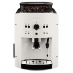 Espressor automat Krups Essential EA8105, Putere 1450 W, Capacitate apa 1.7 l, Rasnica conica, Thermoblock, Alb