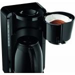 Cafetiera Rowenta Adagio Thermo CT3808, Putere 850 W, Capacitate 1.25 l, Oprire automata, Negru