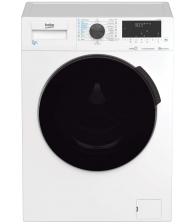 Masina de spalat rufe cu uscator Beko HTE7616X0, Clasa B, Capacitate 7/4 Kg, HomeWhiz, Inverter, SteamCure, Alb