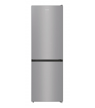 Combina frigorifica Gorenje  RK6191ES4, Clasa A+, Capacitate 314 l, FrostLess, CrispZone, H 185, Argintiu