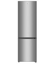 Combina frigorifica Gorenje RK4181PS4, Clasa A+, Capacitate 264 l, H 180, Argintiu