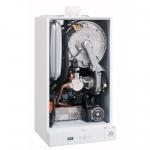 Centrala termica Viessmann Vitodens 050-W BPJD052, Gaz, 24 kW + kit evacuare cu condensare