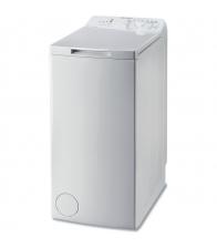 Masina de spalat rufe cu incarcare verticala Indesit BTWA61053, Clasa A+++, Capacitate 6 Kg, 1000 rpm, Alb