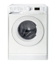 Masina de spalat rufe Indesit MTWSA 61252 W EE, Clasa A+++, Capacitate 6 Kg, 1200 rpm, Water Balance Plus, Alb